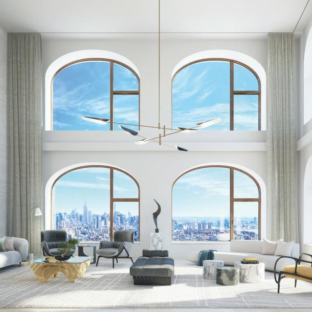 Work In Progress: Sir David Adjaye's Firm Takes On This Manhattan Tower