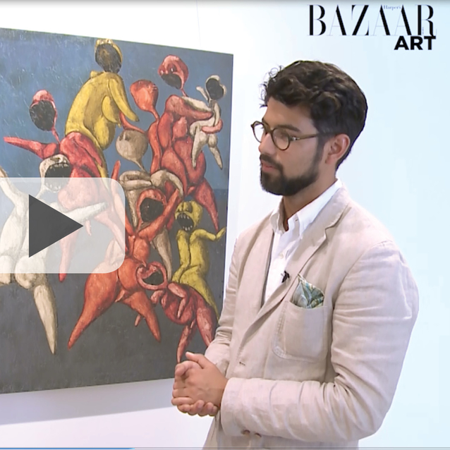 Watch: In Conversation with Sotheby's Head of Sale Ashkan Baghestani