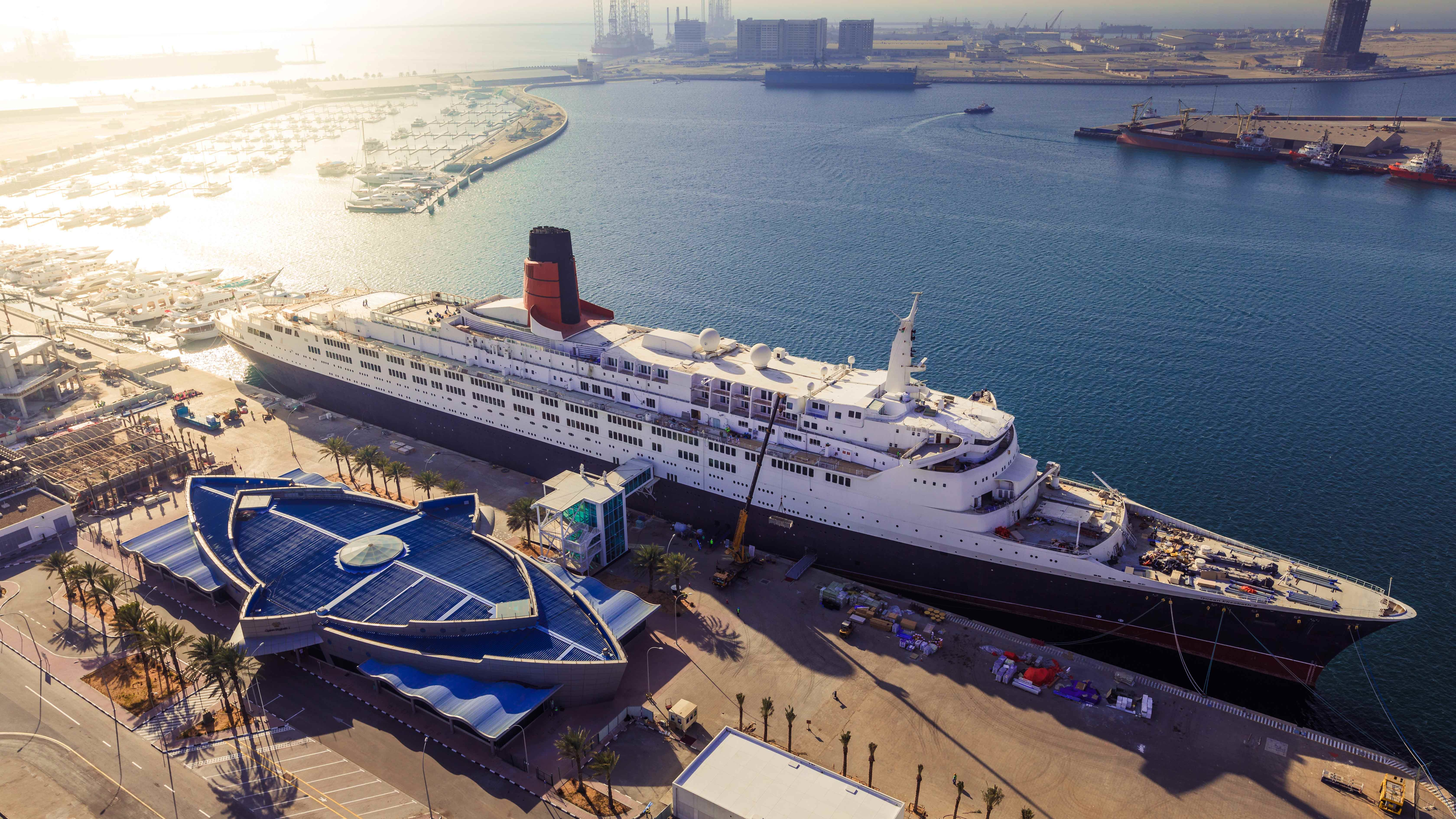 Everything You Need To Know About Dubai's New Floating Hotel