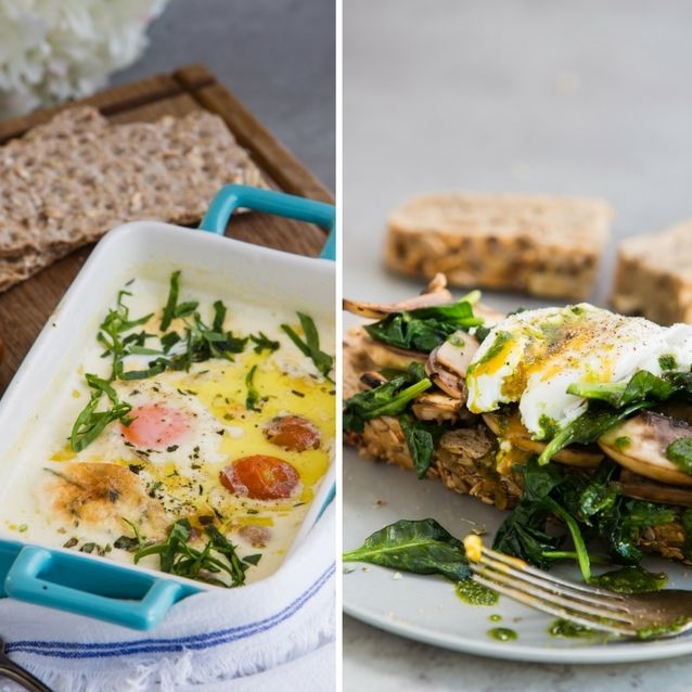 #DaliasKitchen  3 Healthy Dishes To Make With Eggs