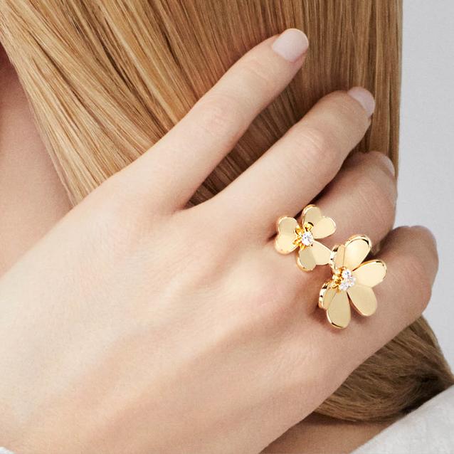 9 New Spring Jewels By Van Cleef & Arpels