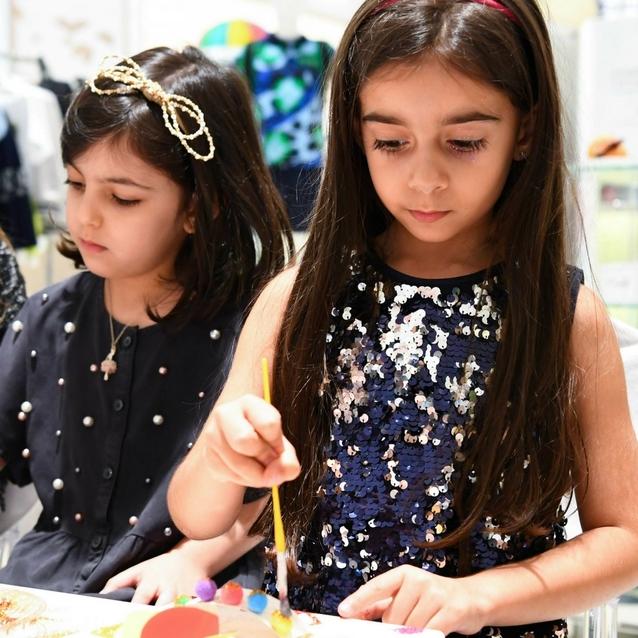 Pictures: Harper's Bazaar Junior X Tryano Kid's Fashion Show