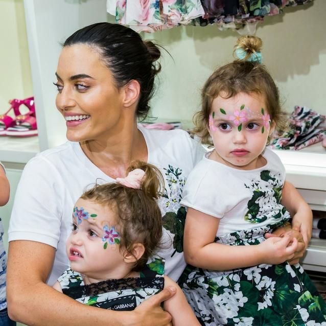 Pictures: Harper's Bazaar Junior X Dolce & Gabbana Kids