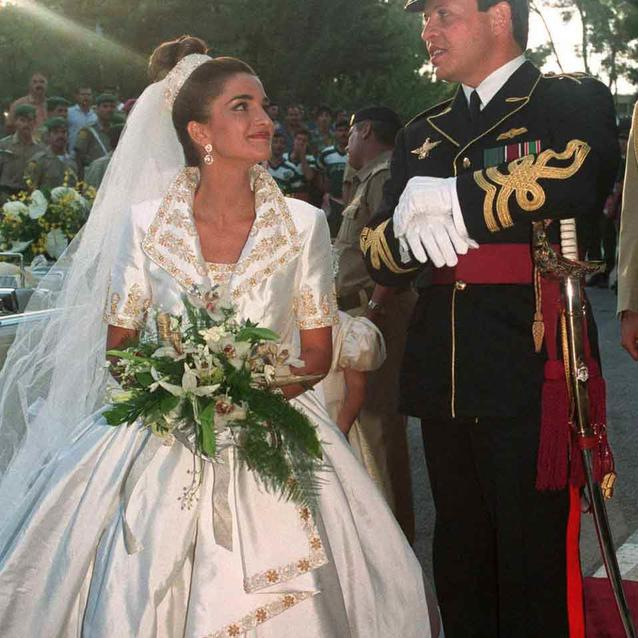 20 Of The Most Iconic Royal Wedding Dresses