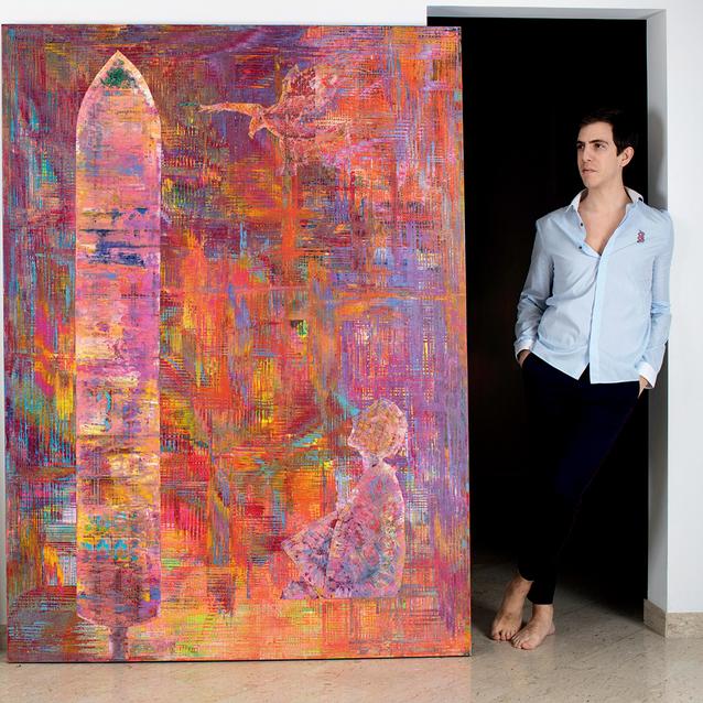 Preview: Sassan Behnam-Bakhtiar At London's Saatchi Gallery