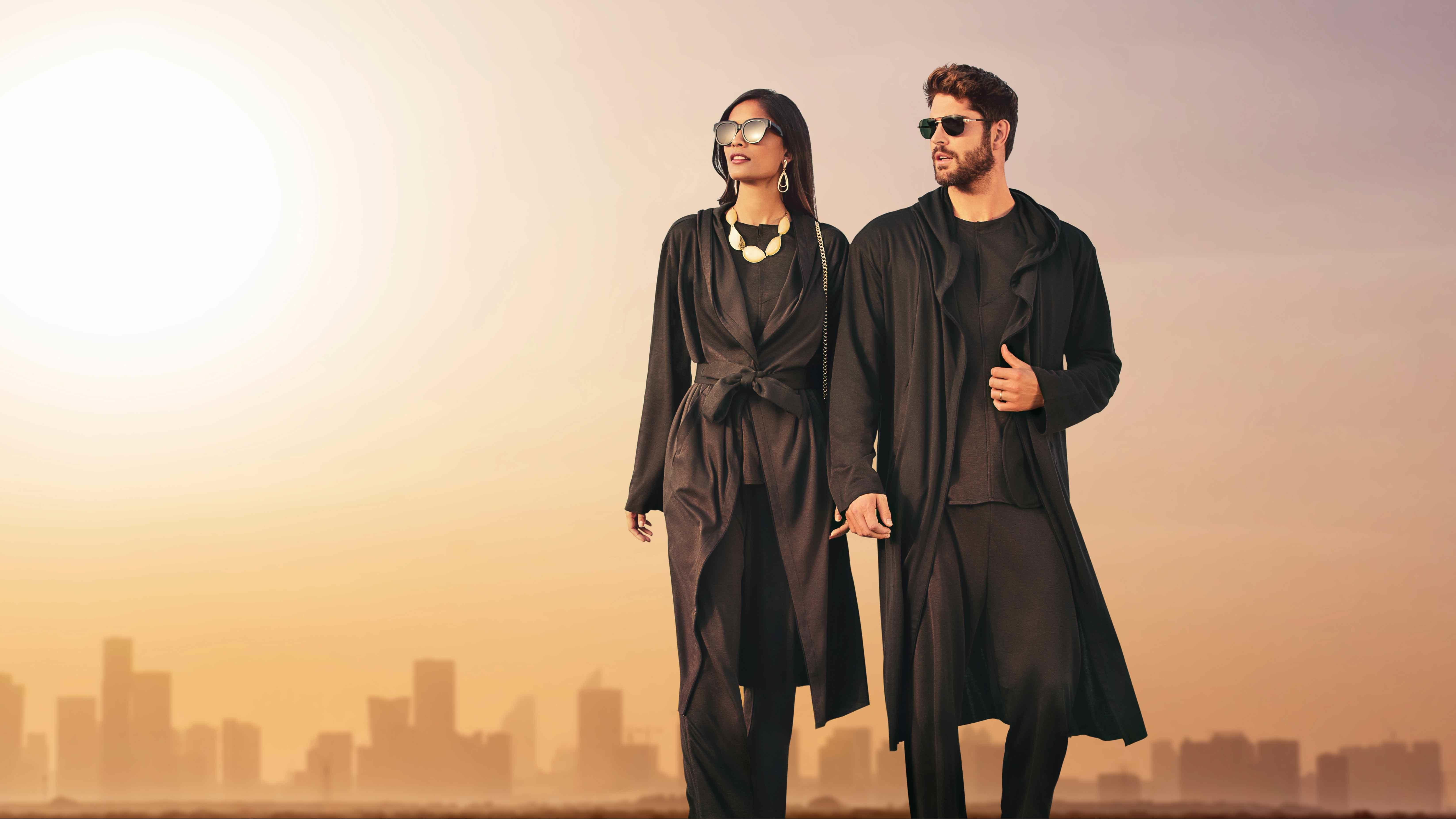 Etihad Collaborates With Emirati Fashion Brand On First Class Loungewear