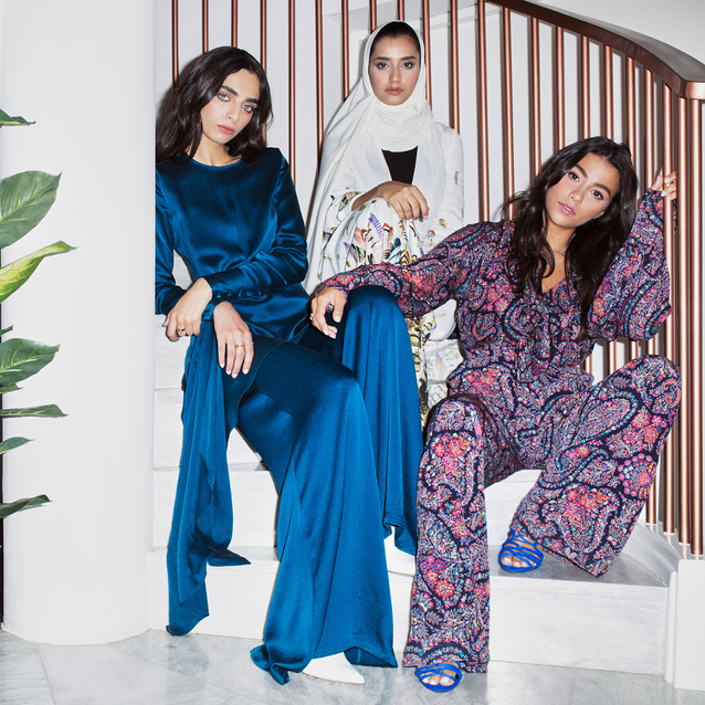 3 Middle Eastern Style Setters Share Their Ramadan Fashion Formulas