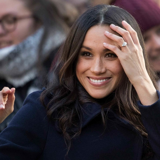 The Nail Polish Meghan Markle Will Likely Wear For The Royal Wedding