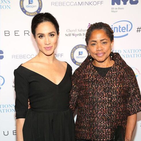 Meghan Markle's Mom Is Allegedly Planning A Tell-All Interview With Oprah