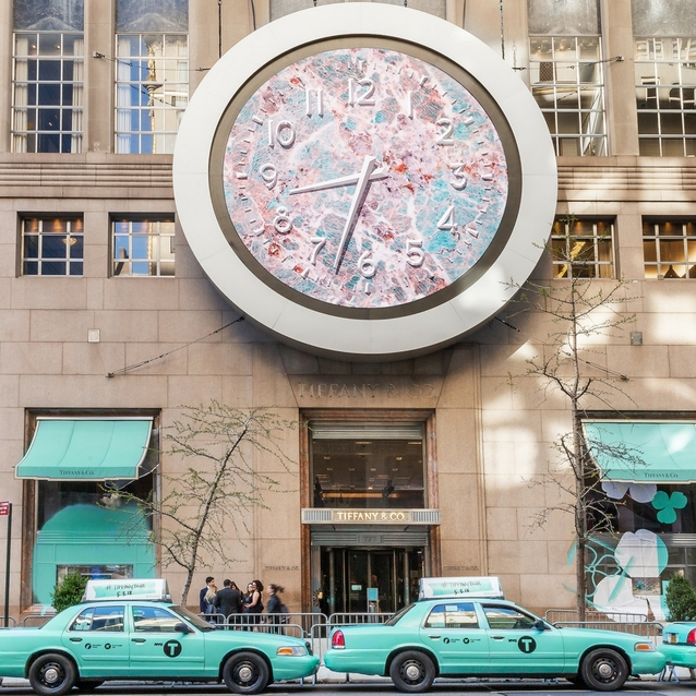Watch Tiffany & Co. Turn New York Blue For Their Latest Campaign