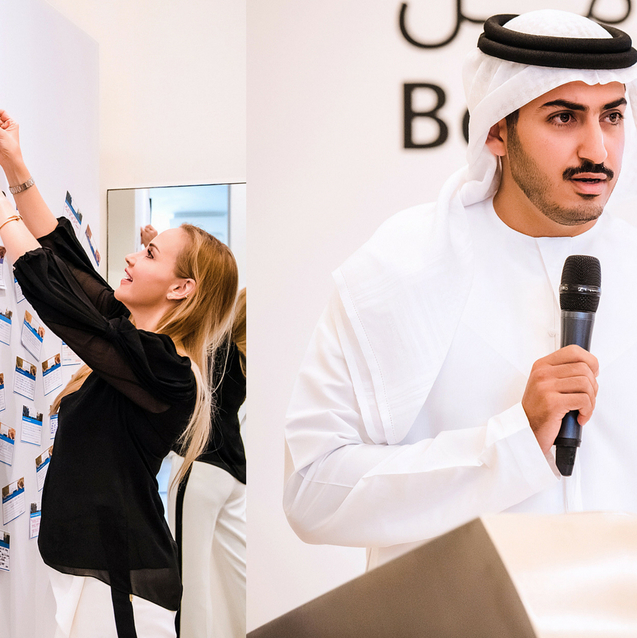 Al Tayer Partners With Charity To Raise Dhs500,000 For Children In Need