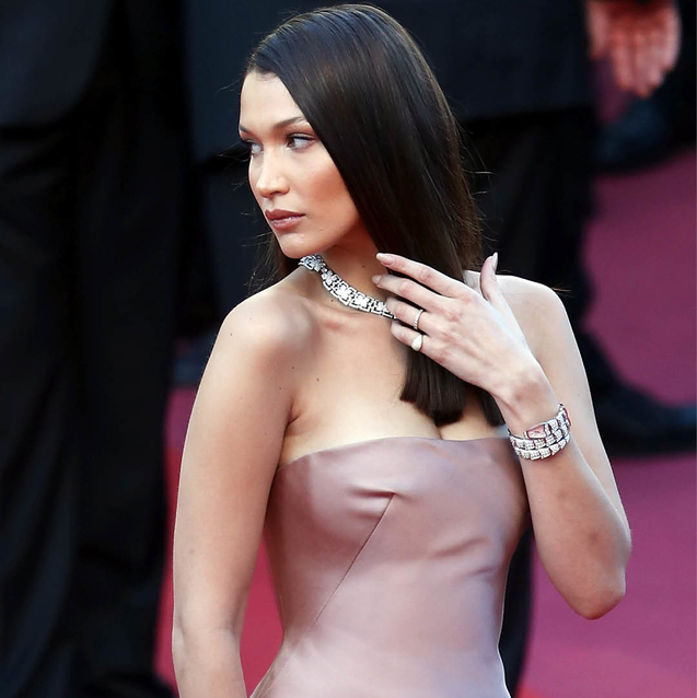 All The Show-Stopping Jewels At Cannes Film Festival 2018