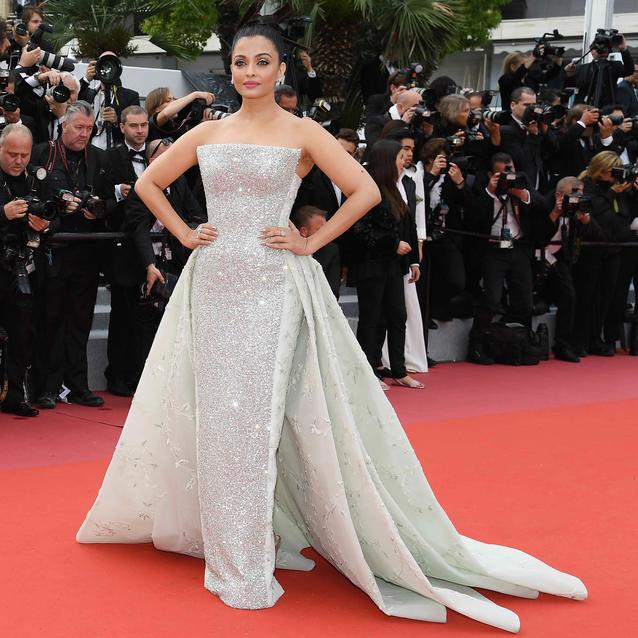 Aishwarya Rai Wore Another Middle Eastern Designer On The Cannes Red Carpet