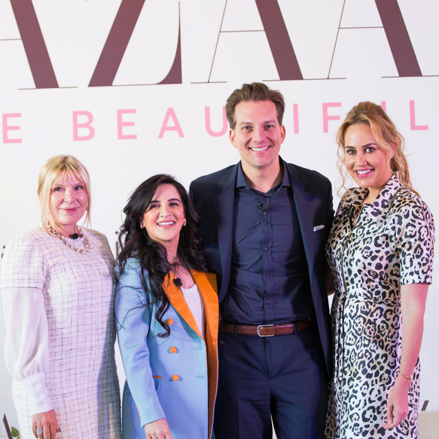 Pictures: Harper's Bazaar Arabia's First #BeBeautiful Seminar
