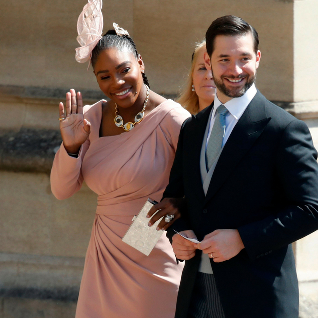 Serena Williams Shares A Snapchat Video About Meghan Markle's New Cookbook