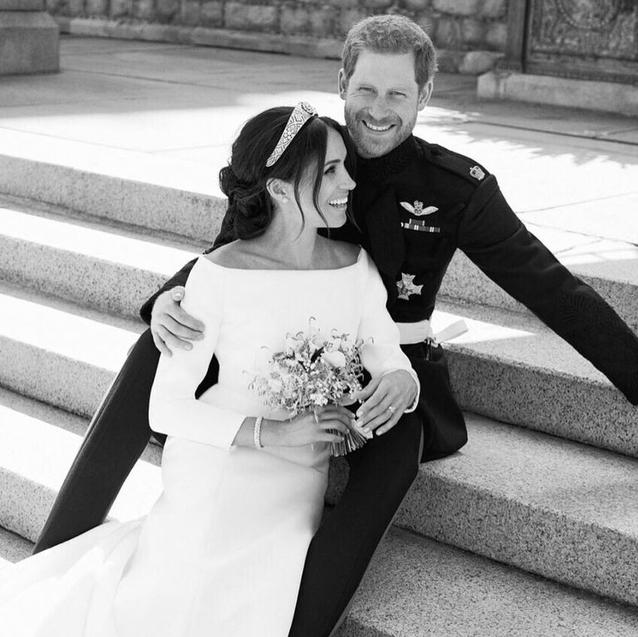 Here's How You Can Win A Photoshoot With Meghan Markle And Prince Harry's Royal Wedding Photographer