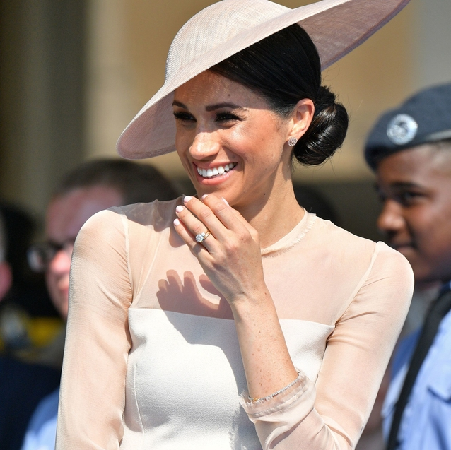 Harry And Meghan Just Made Their First Post-Wedding Public Appearance
