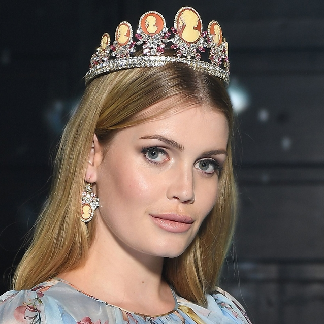 Lady Kitty Spencer Is Bvlgari's Newest Ambassador, And The Photos Are Gorgeous