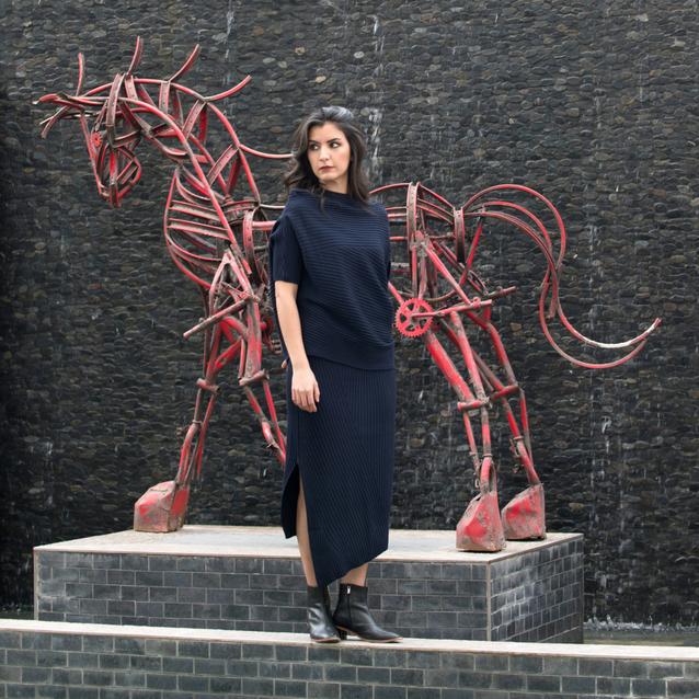 Female Role Models: The Kuwaiti Artist Challenging Perceptions Through Art