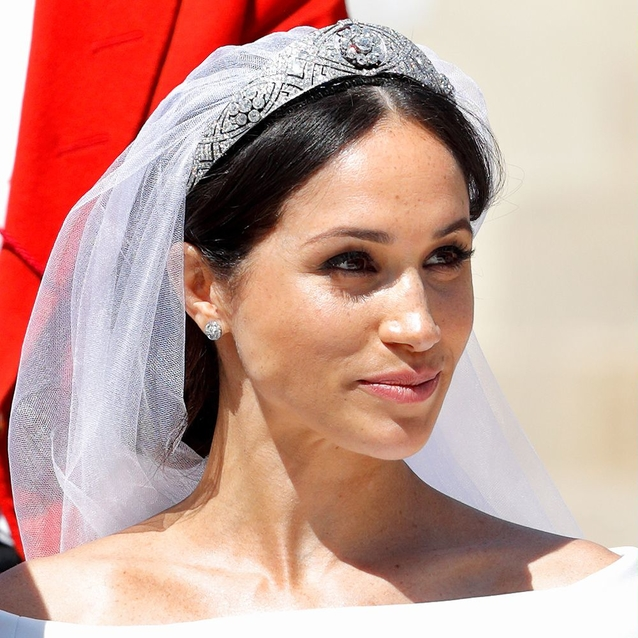 Designer Emilia Wickstead Accuses Meghan Markle's Wedding Dress Of Being A Ripoff
