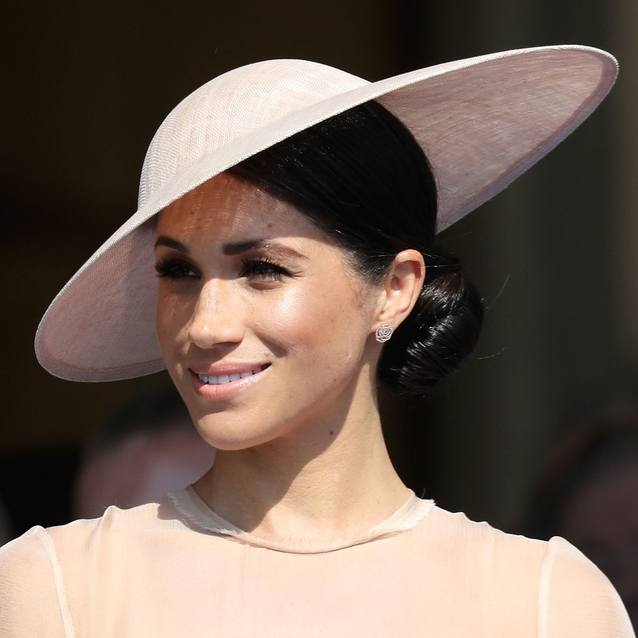 The Duchess of Sussex Has Been Invited To Travel Overnight On The Queen's Private Royal Train