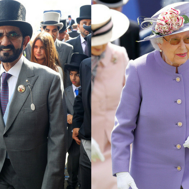 Pictures: The Royal Family At The 2018 Epsom Derby