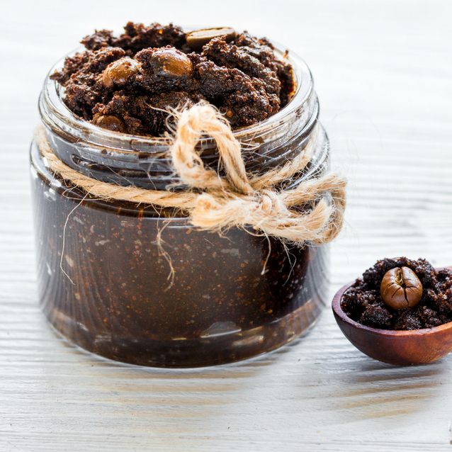 5 Reasons You Should Be Using A Coffee Body Scrub