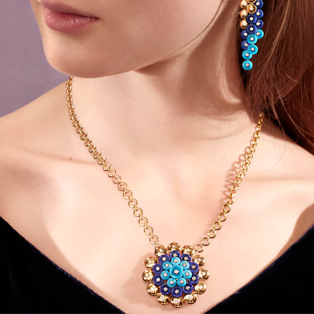 Van Cleef & Arpels Reveal New Bouton d'Or Jewels