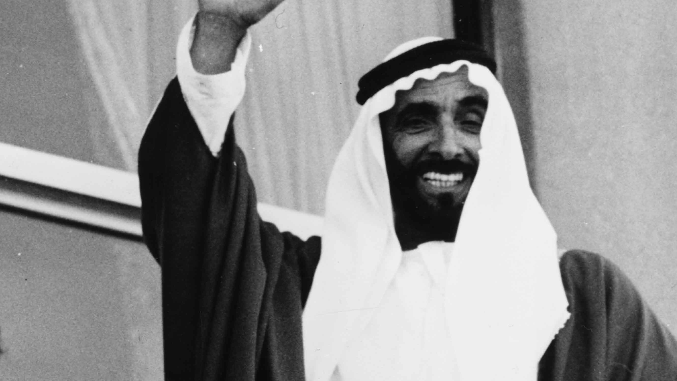 Hollywood Production House To Create Movie About Sheikh Zayed