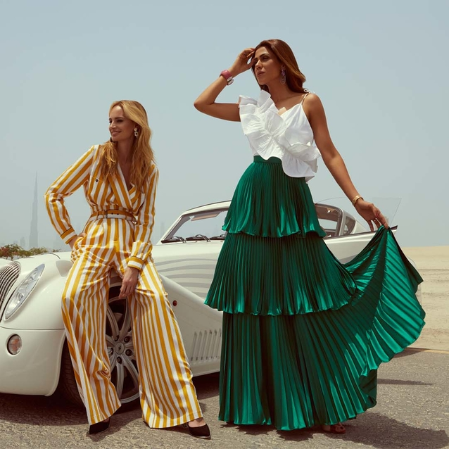 Meet The Arabian Gazelles: Dubai's All-Female Supercar Club