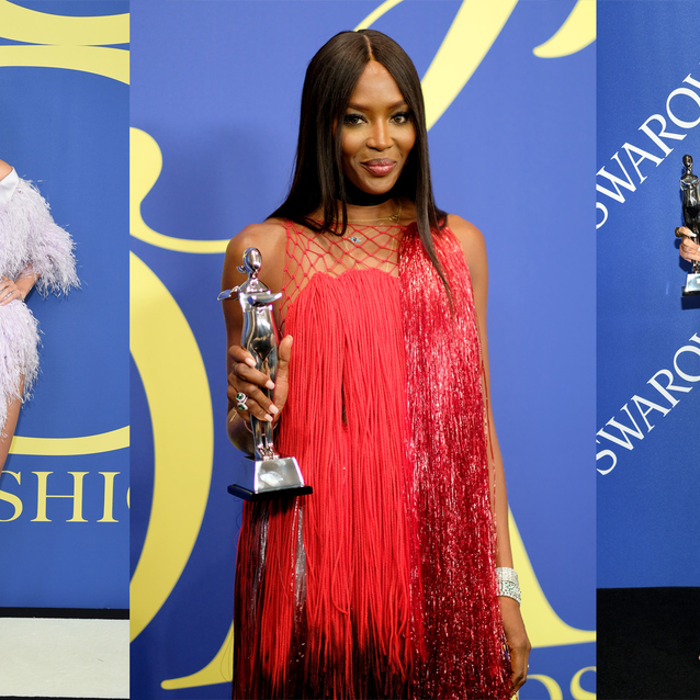 Pictures: Best Dressed At The CFDA Awards 2018