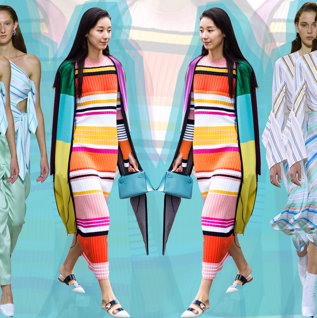 #Trending: Playful Summer Stripes