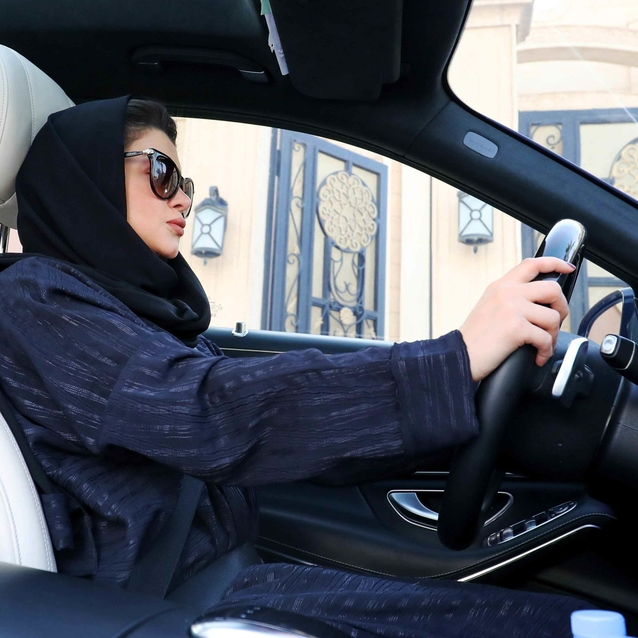 Watch: First Women In Saudi Arabia Receive Driving Licences