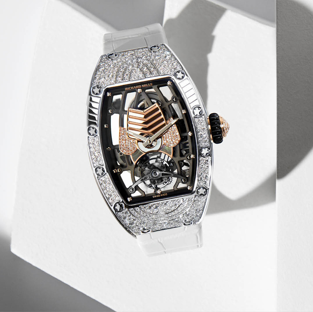 The Ultimate Jewellery Watch: Richard Mille's RM 71-01 Automatic Tourbillon Talisman