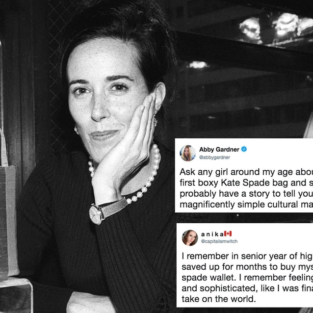 Women Are Sharing Stories About Their First Kate Spade Bag On Twitter