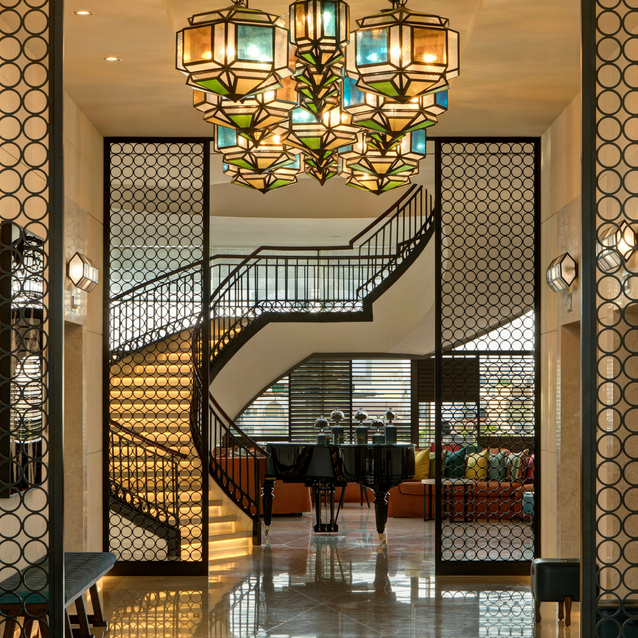 In Conversation With: Olga Polizzi Behind Jeddah's Assila Hotel