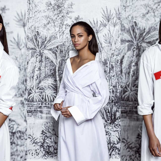 #Trending: Saudi Designer Nora Al Shaikh's Ramadan & Resort 2018 Collection