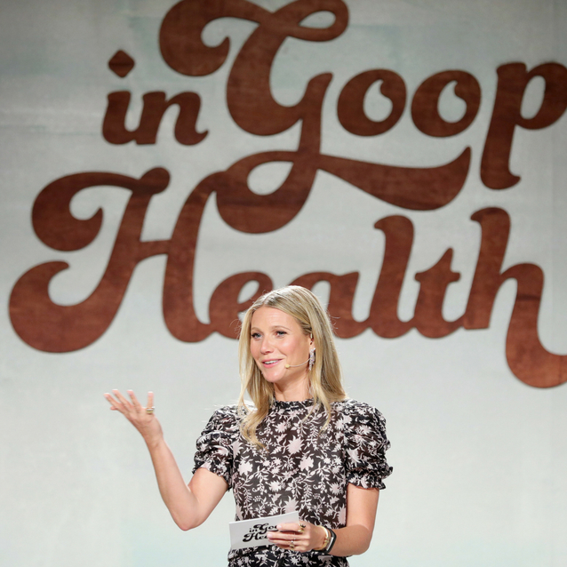 Pictures: Inside Gwyneth Paltrow's Goop Health Summit
