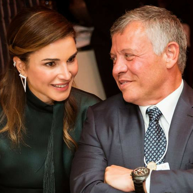 Queen Rania Shares The Sweetest Message To King Abdullah II For Their 25th Wedding Anniversary