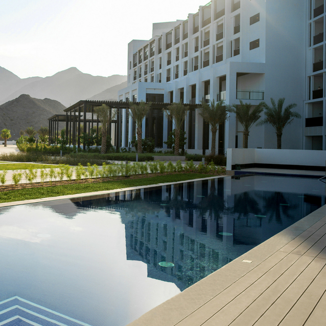 In Fujairah, An Oasis Of Uncomplicated Luxury