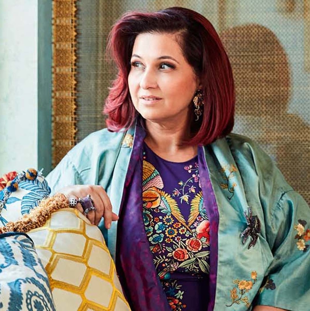 The Best Of Fashion: Bazaar Meets Dr Reem El Mutwalli