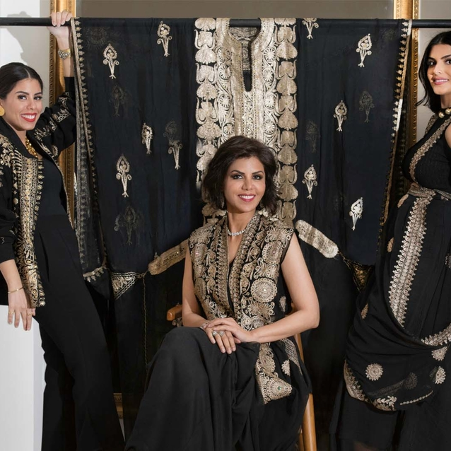 The Talking Point: Sheikha Souad Al Sabah's Ramadan Kaftan Collection