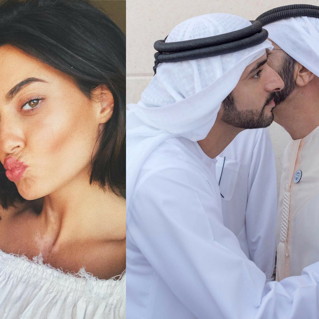 The Best Celebrity Instagrams From Eid Al Fitr 2018