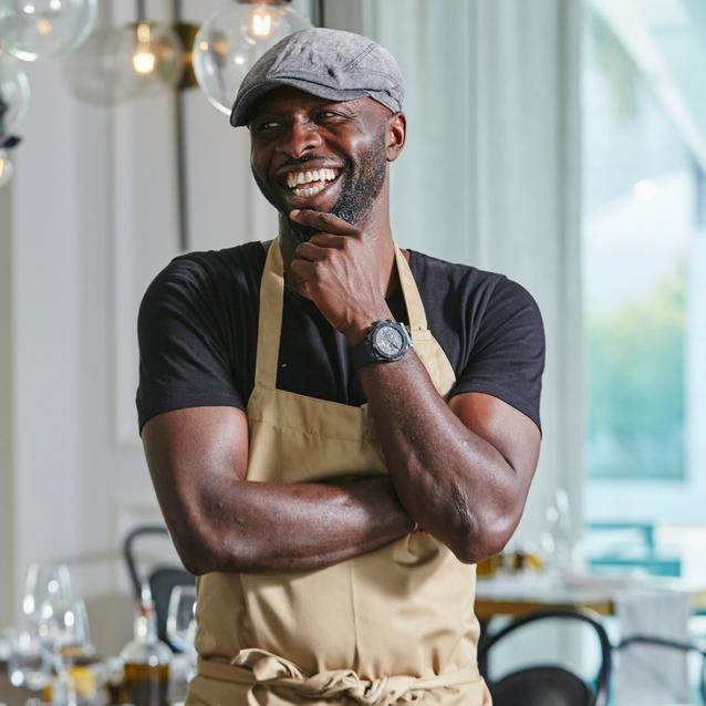 Chef Talks: Izu Ani's Bold Return To Honesty