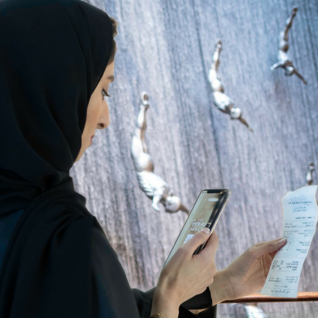 You Can Now Earn Skywards Miles When You Shop At The Dubai Mall