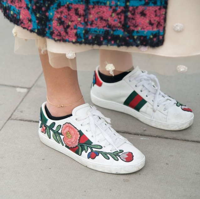 Robots Are Making Gucci's New-Season Trainers