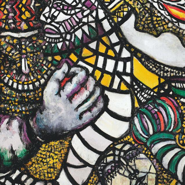 Turkish Artist Fahrelnissa Zeid's Kaleidoscope Of Colour