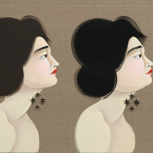 Studio Visit: Hayv Kahraman Penetrates The Silence
