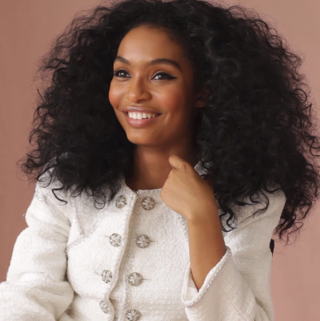 Watch: Quick Fire Questions With Yara Shahidi