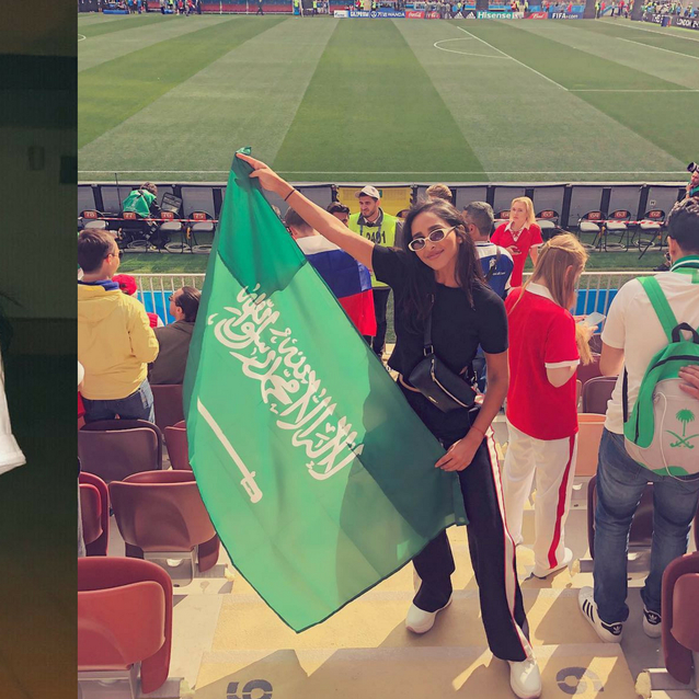 The Best Celebrity Instagrams From The 2018 FIFA World Cup